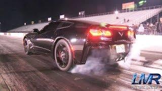 Monstrous Sounding!!! - 10 Second C7 Corvettes