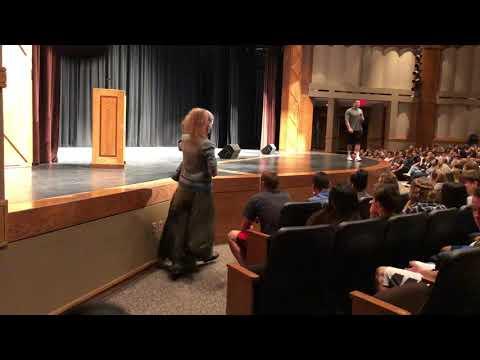 Mark Jansen Anti-Bullying Speech