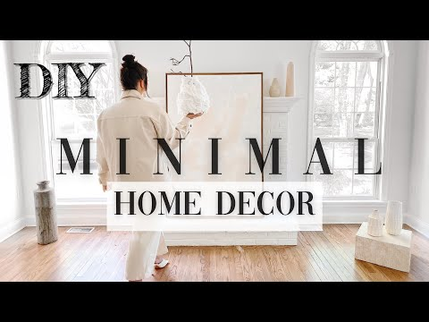 diy-minimal-home-decor-/-easy-&-cheap-projects