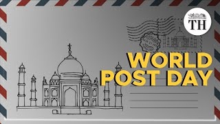 How India created World Post Day