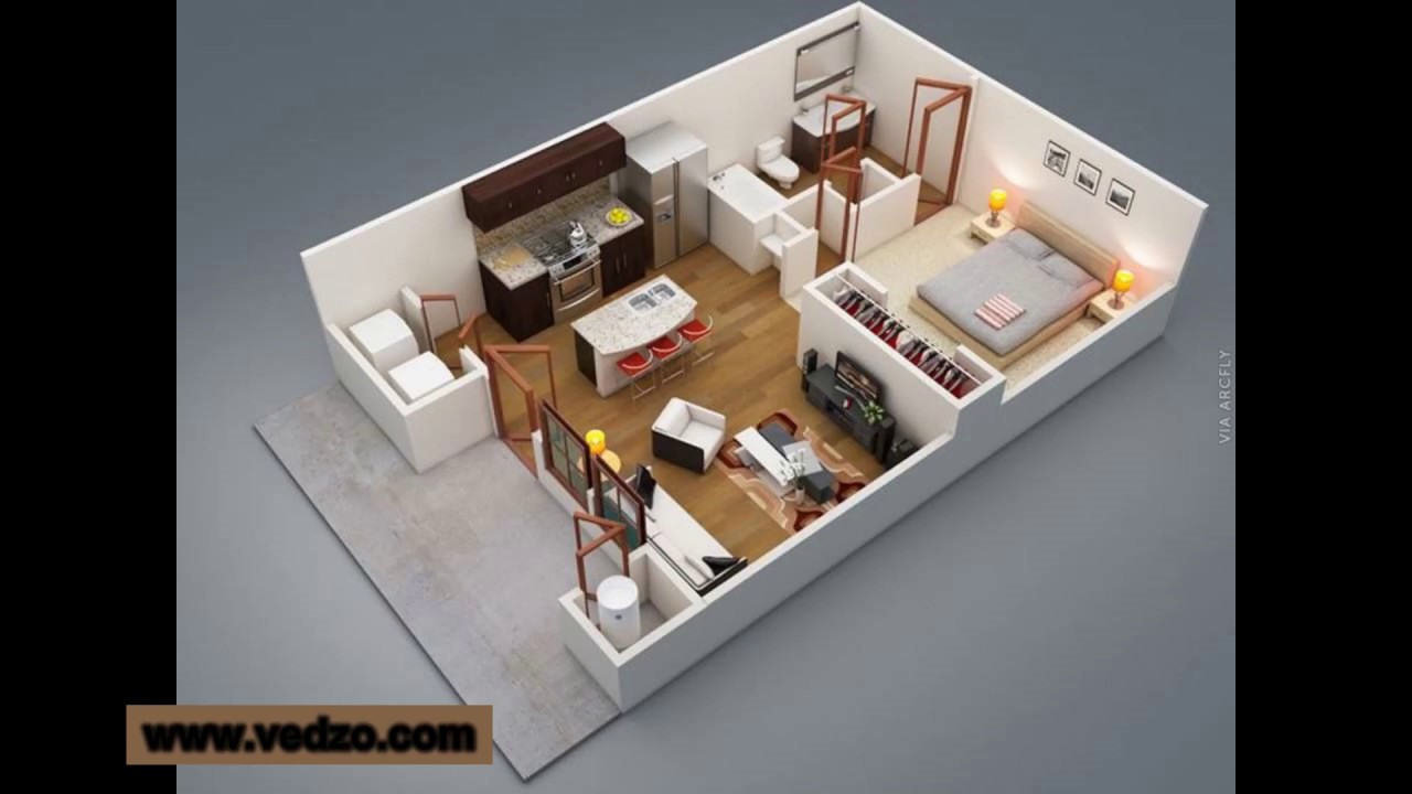 Beautiful Tiny House Great Floor Plan Best Youtube