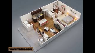 Beautiful Tiny House With A Great Floor Plan Best Of  2017
