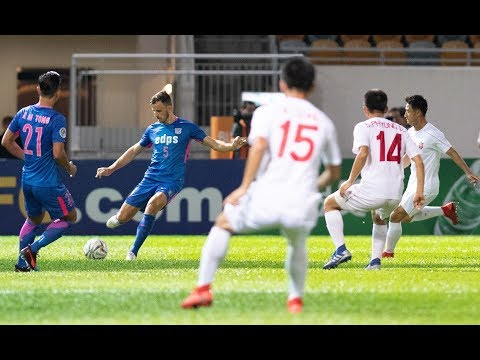 KITCHEE SC (HKG) 1-0 4.25 SC (PRK) - AFC Cup 2019: Group I