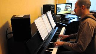 Ralph McTell - Streets of london (Piano)