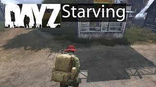 DayZ Xbox One Gameplay Starving Guide & Mike Loss
