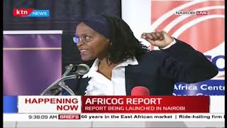 AFRICOG REPORT: Report Being Launched in Nairobi