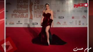 بالفيديو.. إطلالات الفنانات في مهرجان القاهرة السينمائي 2016
