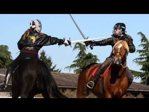 Mounted Combat