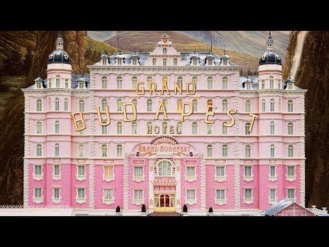 The Grand Budapest Hotel Score Suite - Alexandre Desplat