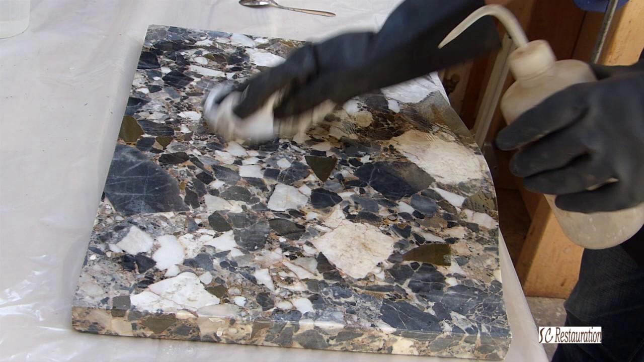 Comment Nettoyer Le Marbre Exterieur rénovation d'un marbre