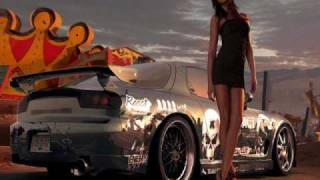 Need For Speed Prostreet Soundtrack-A Cause Des Garcons