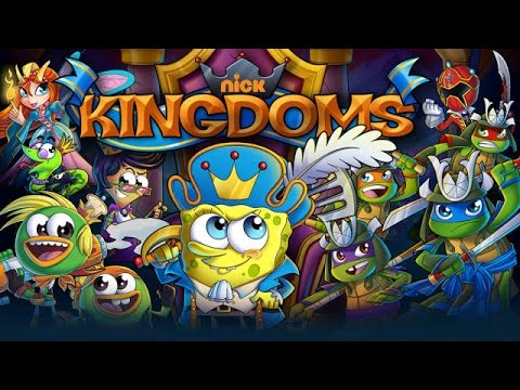 Королевства Nickelodeon #1