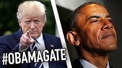 Here's What You Need to Know About #OBAMAGATE