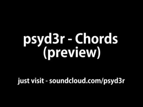 psyd3r - Chords (Original Mix) (preview)