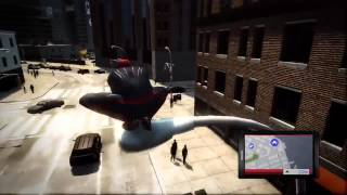 The Amazing Spider-Man E3 2012 Stage Demo