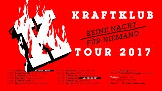 Kraftklub - Band mit K (lyrics)