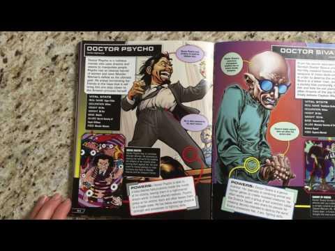 DC Comics - Dr Psycho