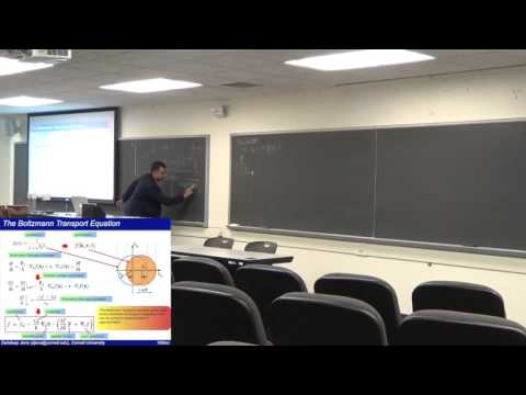 Quantum Transport (Lecture 17): Low-field transport coefficients, Mobility, introduction to phonons