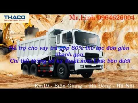 Xe Ben 3 Ch n HD270 Xe, Hyundai HD 270 Nhp Khu Nguy n Chic GI Tt NHt