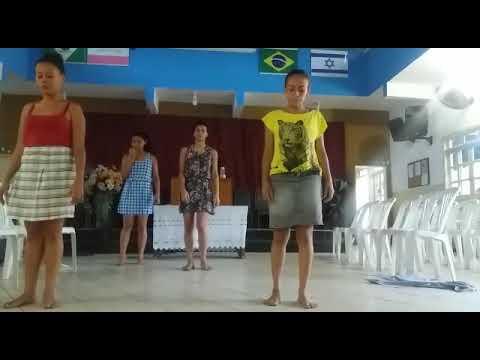Minha morada - Isadora Pompeo (Coreografia)