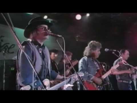 Texas Tornados, Mendocino, Live 1991
