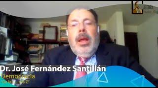 """""""Democracia"""" por el  Dr. José Fernández Santillán #DeLaAalaZ en #CátedraMadero"""