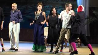 Волковский театр готовится к премьере комедии положений  «Человек и Джентельмен»