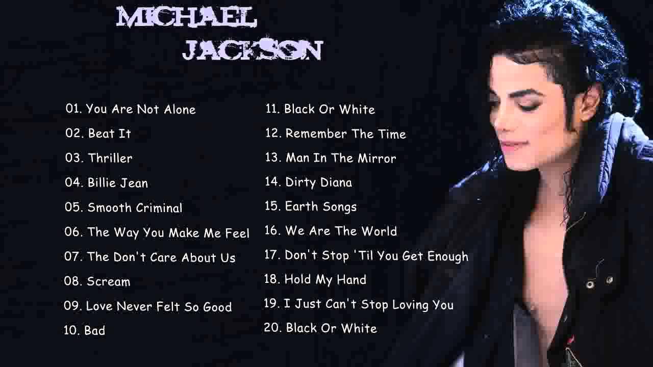 Майкл джексон скачать бесплатно mp3 все песни