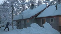Halpa lumenpudotin Roof snow removal Lumen pudotus katolta