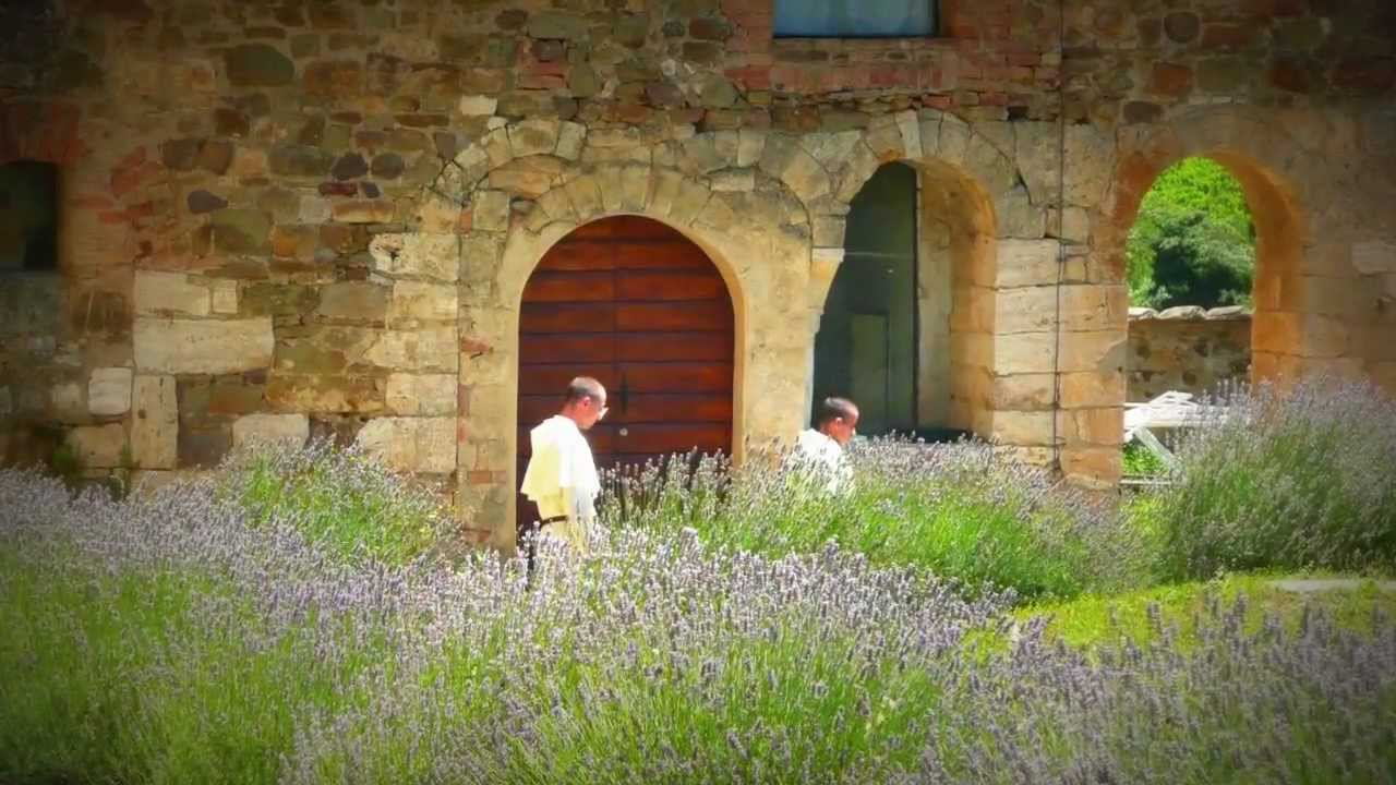 Tuscan wine tasting tour, out Florence - YouTube