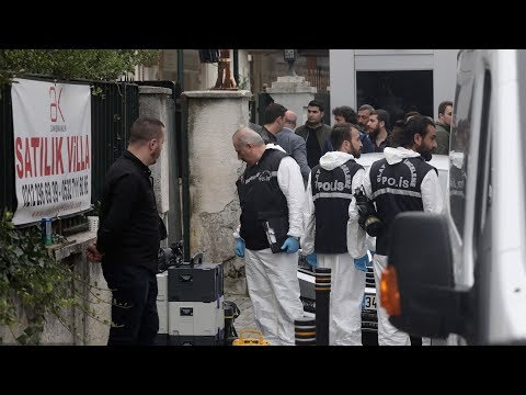 Khashoggi's disappearance: Turkish police search residence of Saudi consul general