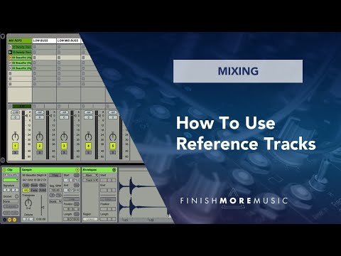 Ableton Mixing Tutorial - How To Use Reference Tracks