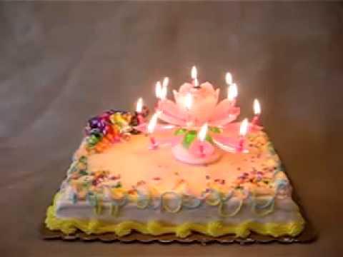 افضل شمعة عيد ميلاد شاهد واحكم Youtube