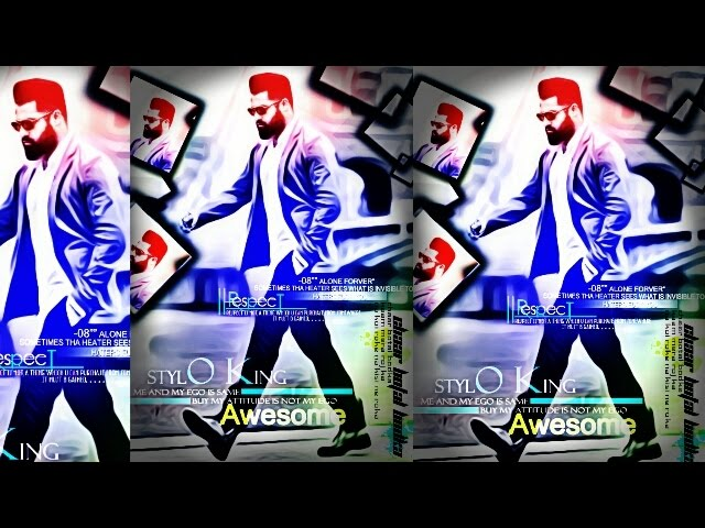 Picsart stylish editing tutorial | how to make stylish photo using PNG  effects | picsart editing |