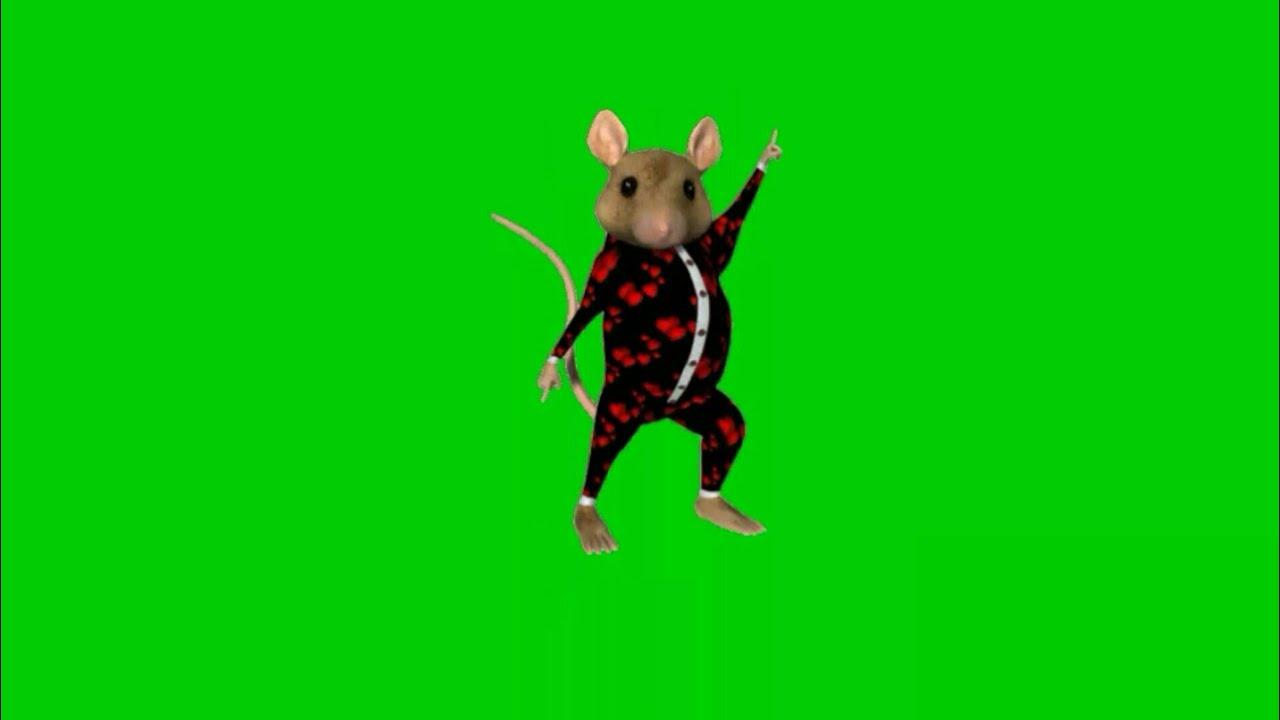 будут танцующая мышка гифка на хромакее особенность возникает из-за