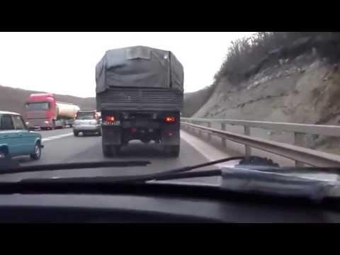 Russian army in crimea - Convoy