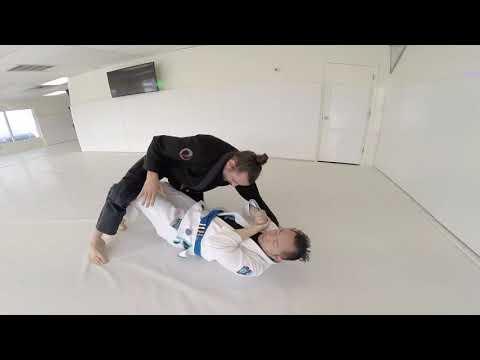 Knee Slice / Knee Shield Counters BJJAfter40
