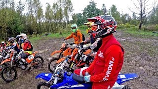 KTM or Yamaha ? What's your choice