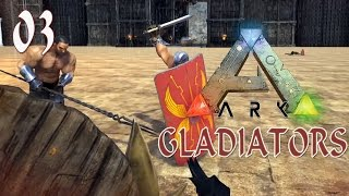 ARK GLADIATORS • BATTLE ROYALE • ARK Deutsch • Survival Evolved German | Coya