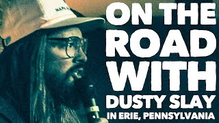 On the Road with Dusty Slay to Erie, Pennsylvania.