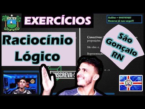 Concurso São Gonçalo (IBFC) - EXERCÍCIOS - RACIOCÍNIO LÓGICO