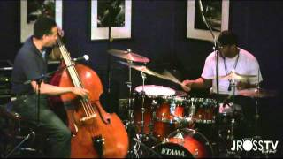 "James Ross @ Bass Virtuoso Stanley Clarke - (Drums) Ronald Bruner - ""Going @ It"" - www.Jross-tv.com"