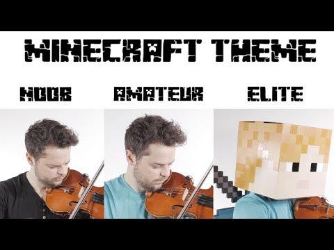 4 Levels of Minecraft Music: Noob to Elite