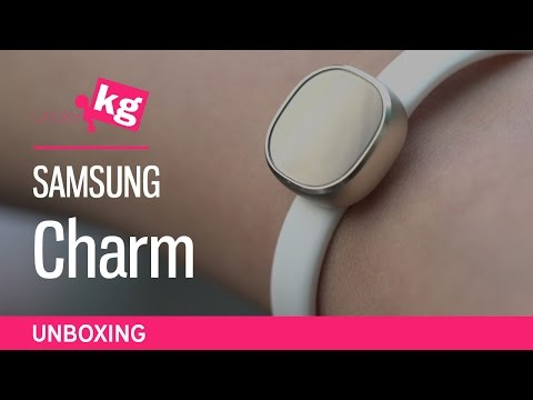 Samsung Charm Unboxing [4K]