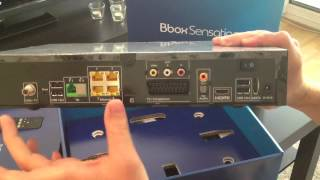 BFN: Unboxing Bbox Sensation Fibre
