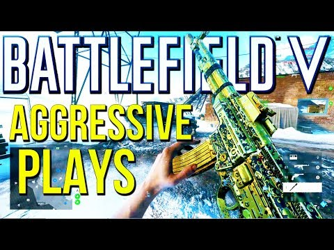 Battlefield 5: Aggressive Streaks FTW! (PS4 Pro Multiplayer Gameplay) thumbnail