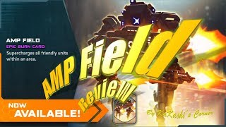 AMP Field Review by KaKashi's Corner