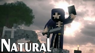 🎵Natural🎵Minecraft Parody Imagine Dragons (Cover) Video