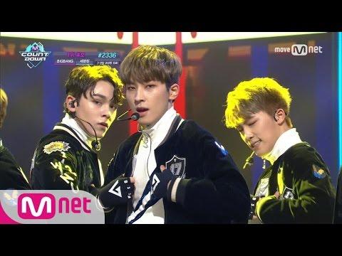 [SEVENTEEN - Boom Boom] KPOP TV Show | M COUNTDOWN 170105 EP.505