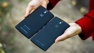 Различия между китайской и международной версией OnePlus One